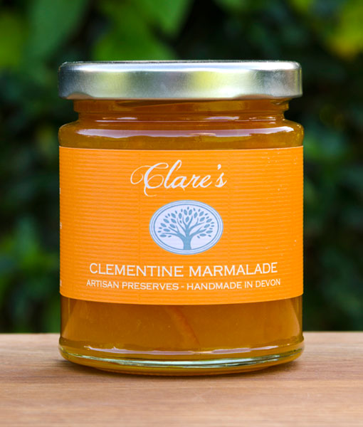 Clementine Marmalade