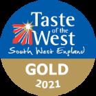 Taste of the West Awards 2021 Gold