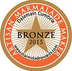Dalemain Marmalade Awards - Bronze 2015