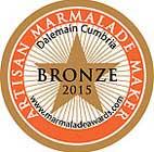 Dalemain Marmalade Awards - Bronze 2015
