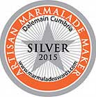 Dalemain Marmalade Awards - Silver 2015