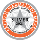 Dalemain Marmalade Awards 2021 Silver