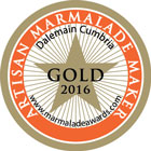 Dalemain Marmalade Awards - Gold 2016