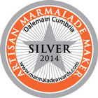 Dalemain Marmalade Awards - Silver 2014