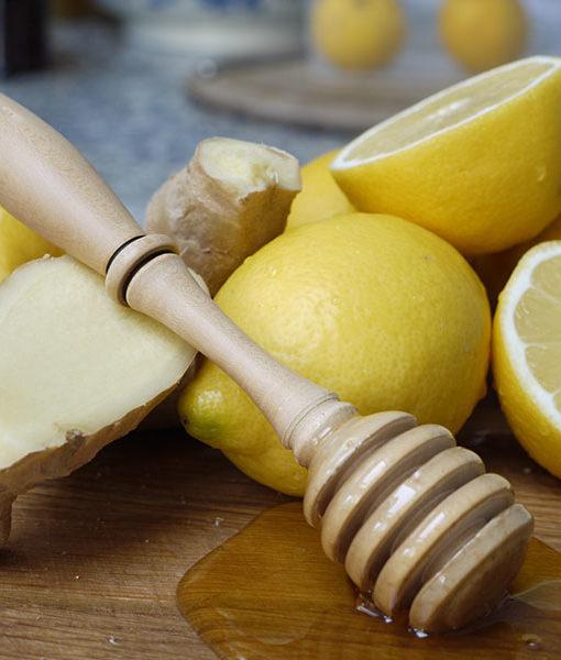 Lemon, Honey and Ginger Marmalade