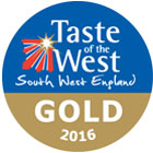 Taste of the West Awards 2016 Gold