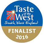 Taste of the West Awards - Finalist 2016