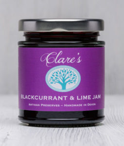 Blackcurrant & Lime Jam