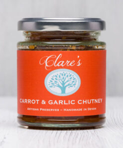 Carrot & Garlic Chutney