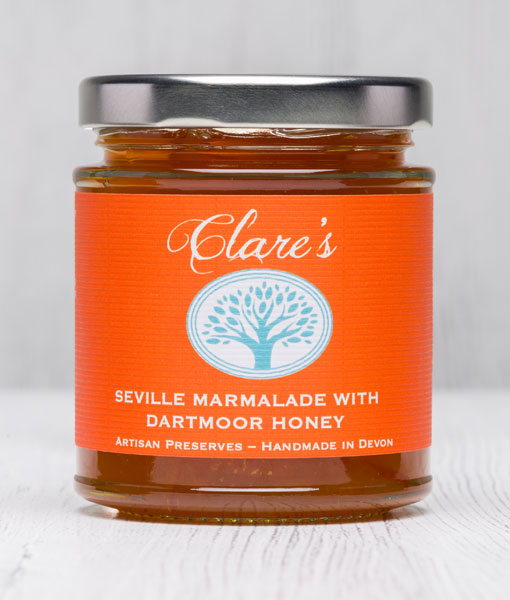 Seville Marmalade with Dartmoor Honey