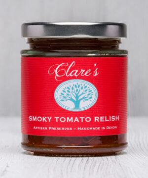 Smoky Tomato Relish