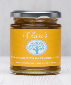 Stem Ginger with Dartmoor Honey
