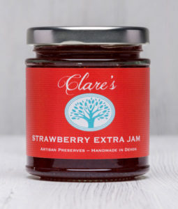 Strawberry Extra Jam