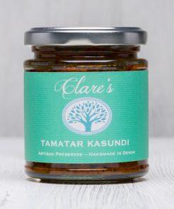 Tamatar Kasundi