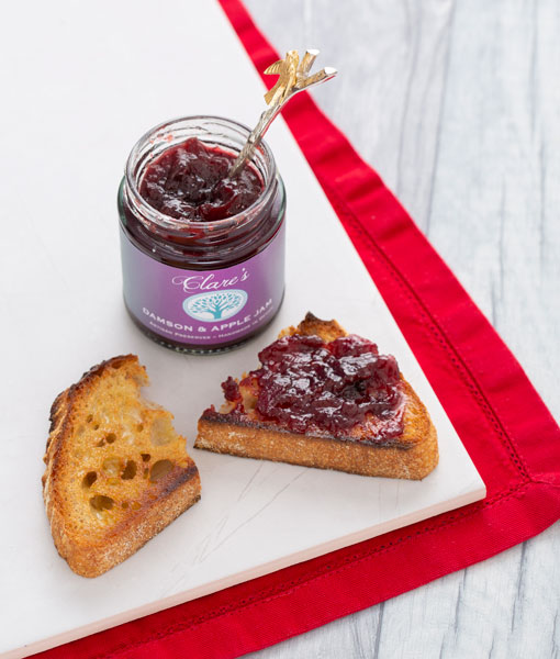Damson & Apple Jam