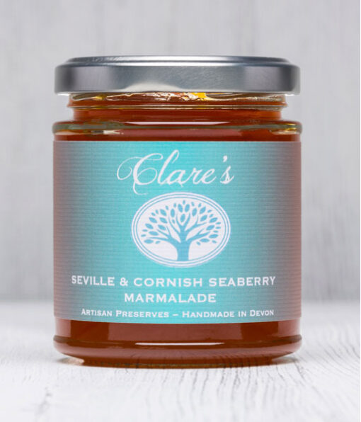 Seville & Seaberry Marmalade