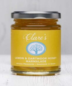 Lemon & Dartmoor Honey Marmalade